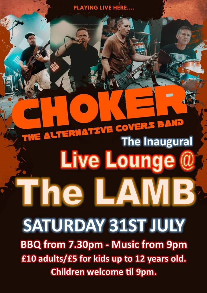 Live lounge 31-07-21